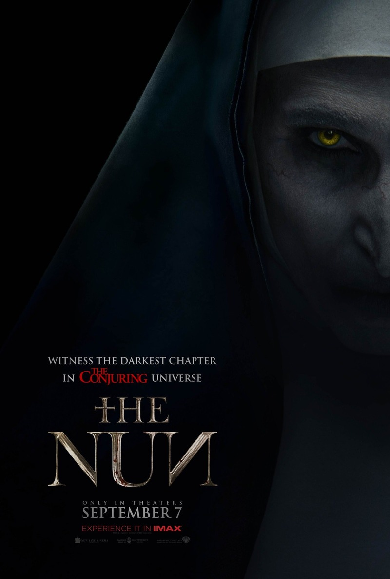 The Nun DVD Release Date December 4, 2018