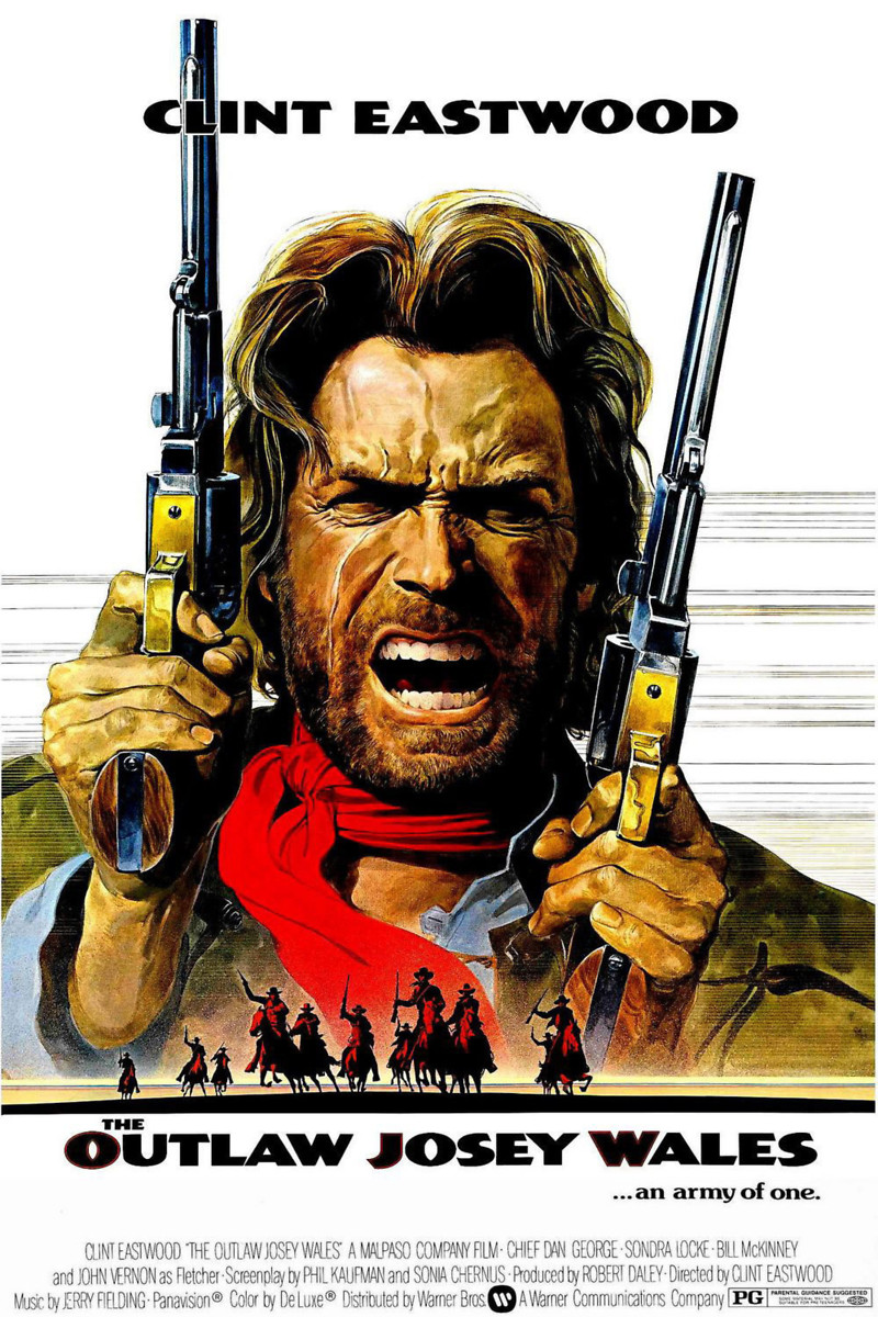 The Outlaw Josey Wales DVD Release Date The Outlaw Josey Wales - The-Outlaw-Josey-Wales-movie-poster
