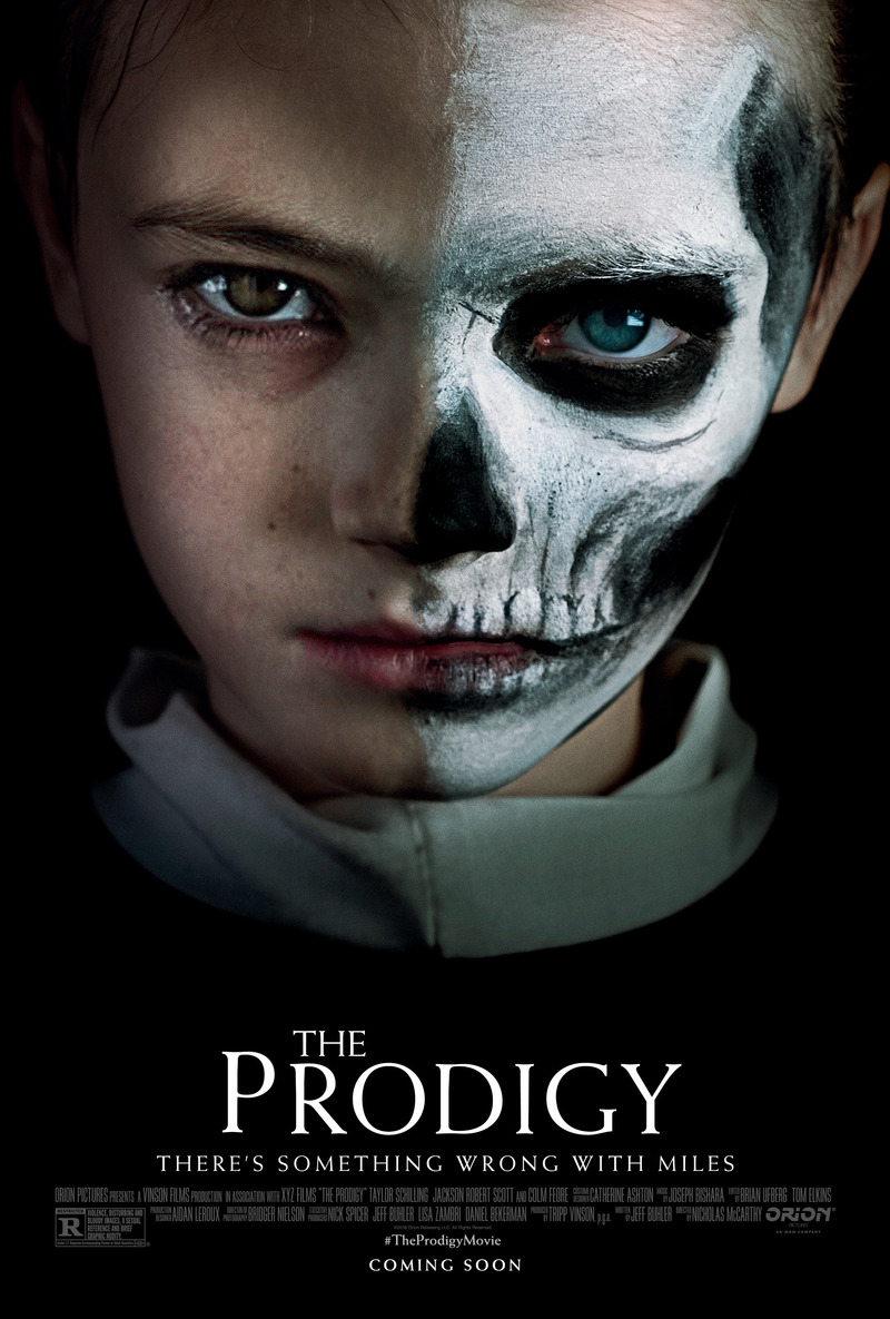 Movie Poster 2019: The Prodigy DVD Release Date May 7, 2019