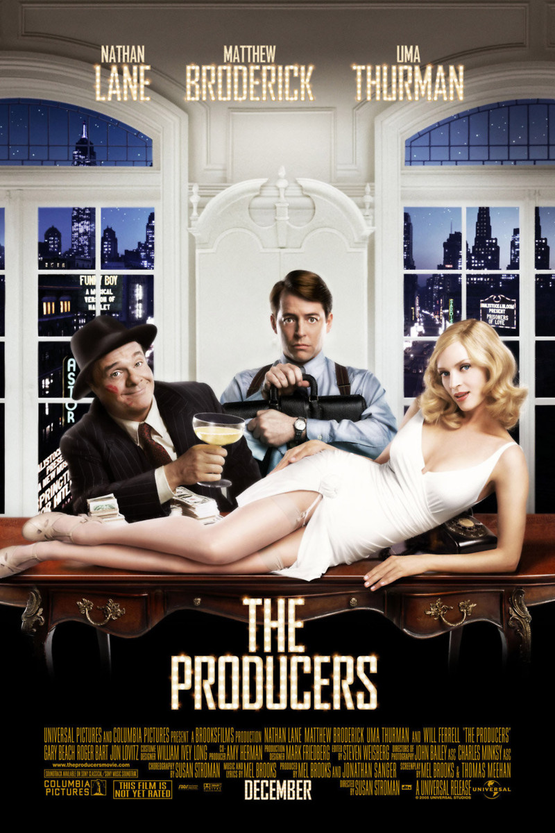 the producers dvd release date september 9  2008