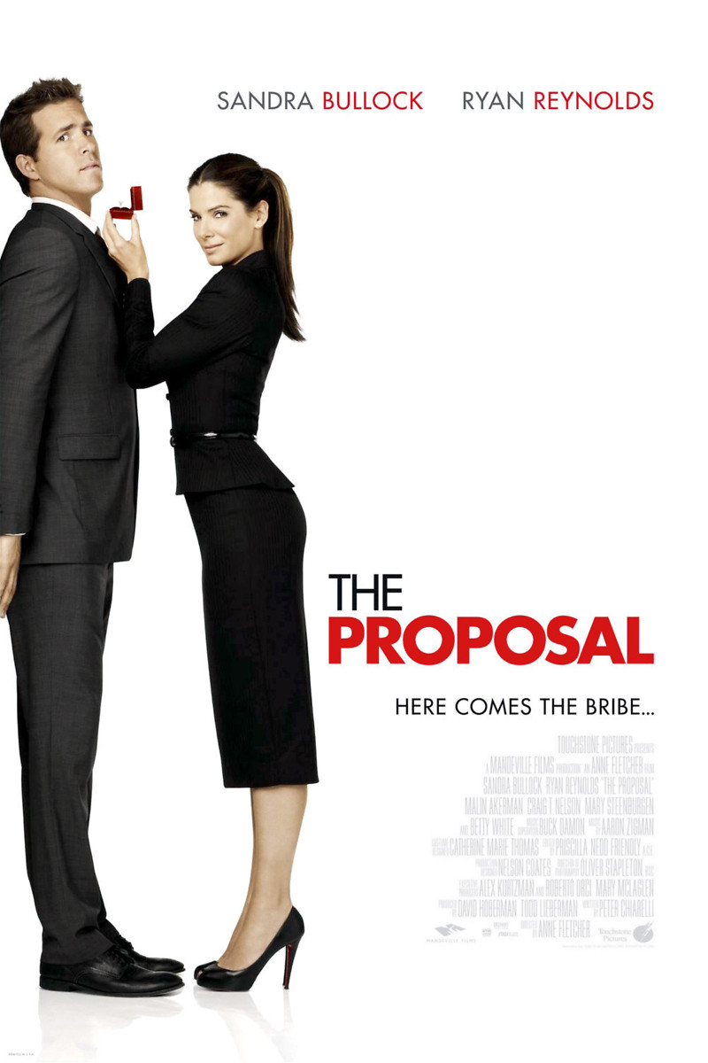 The Proposal DVD Release Date October 13, 2009