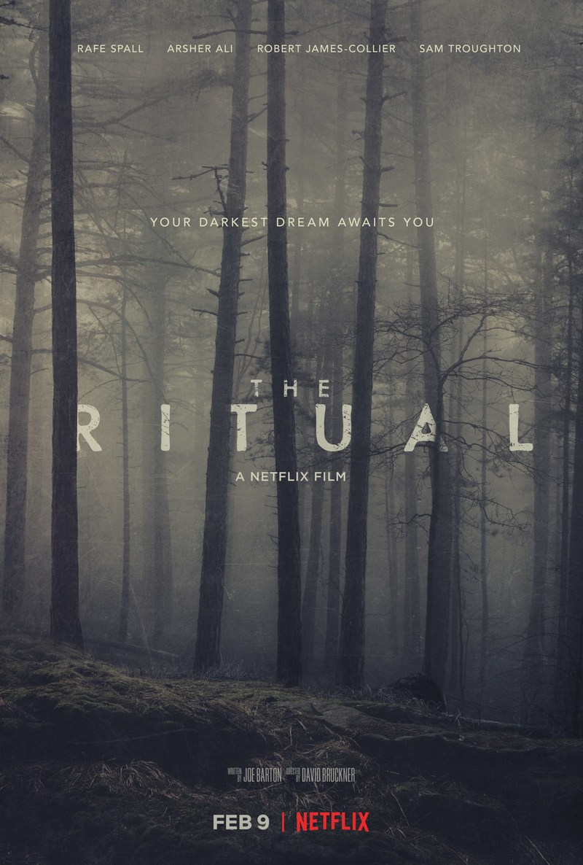 The Ritual Dvd Release Date