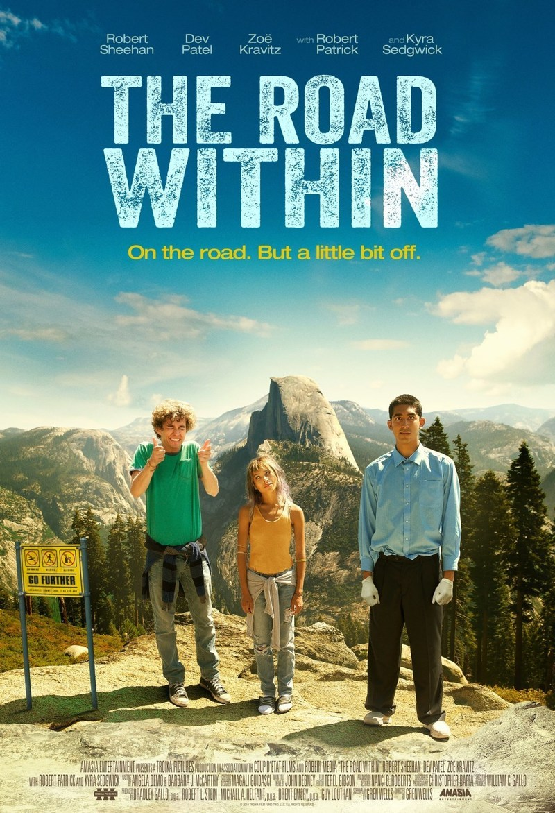 the road within dvd release date july 7 2015