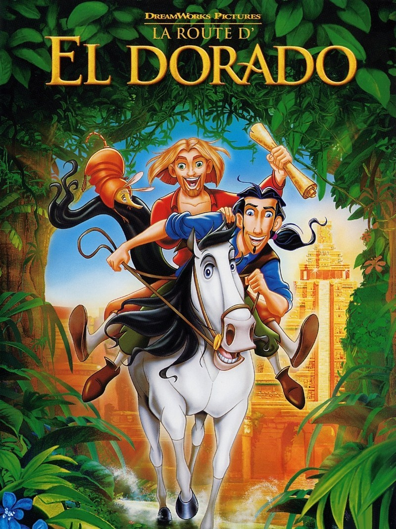 Image result for road to el dorado full movie