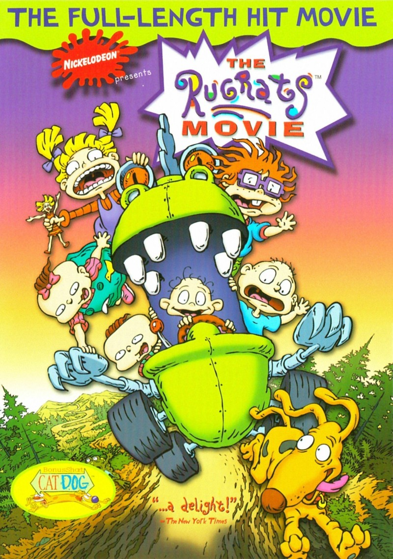 The Rugrats Movie DVD Release Date March 30, 1999