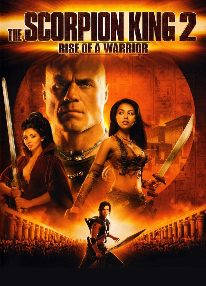 the scorpion king rise of a warrior dvd release date