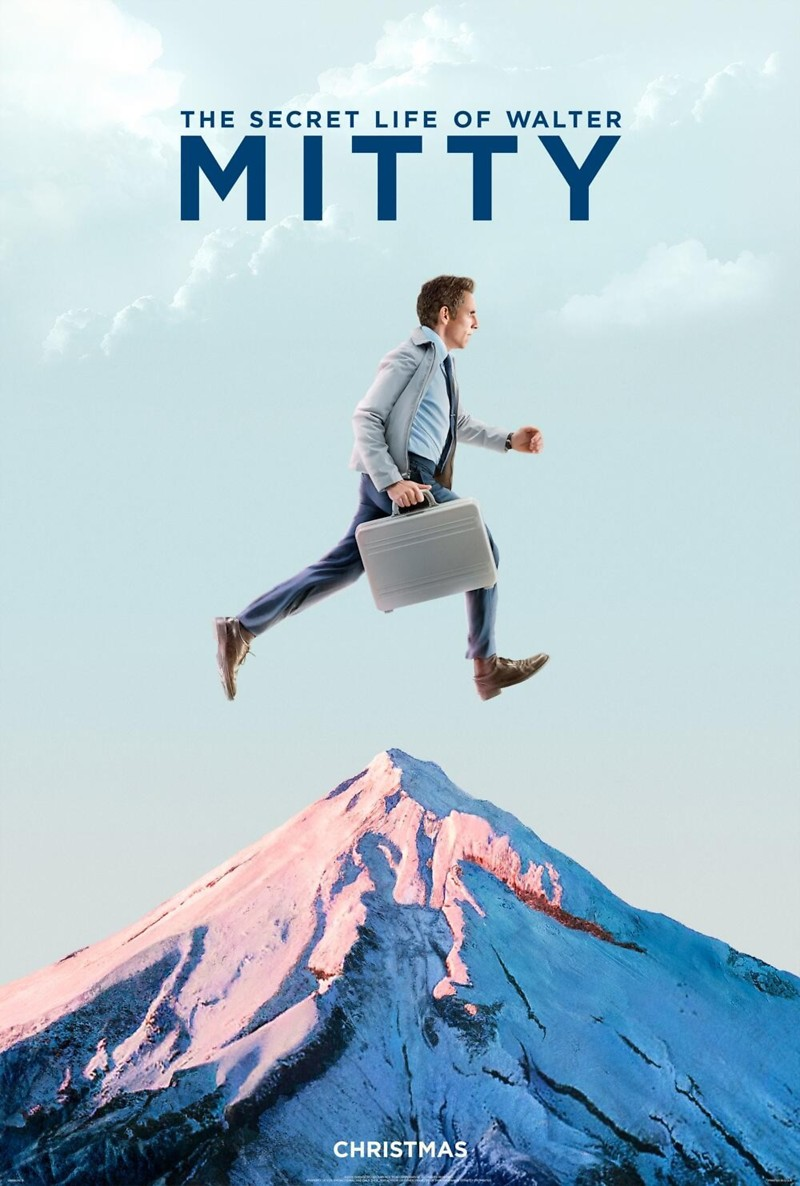The Secret Life of Walter Mitty DVD Release Date April 15 ...