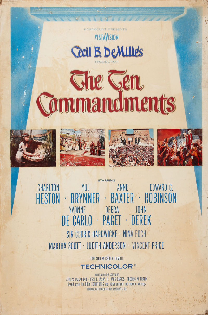 the ten commandments of dating review Dr chloe knows firsthand how tough dating can be at the age of 30 years old, she broke off an engagement to a wonderful man that she just knew wasn't the one.