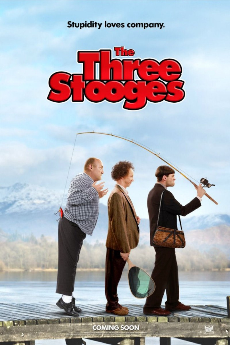 the three stooges dvd release date july 17 2012