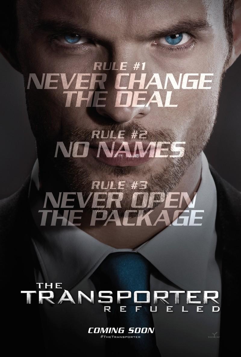 Shuqi.org - The Transporter - Film Details