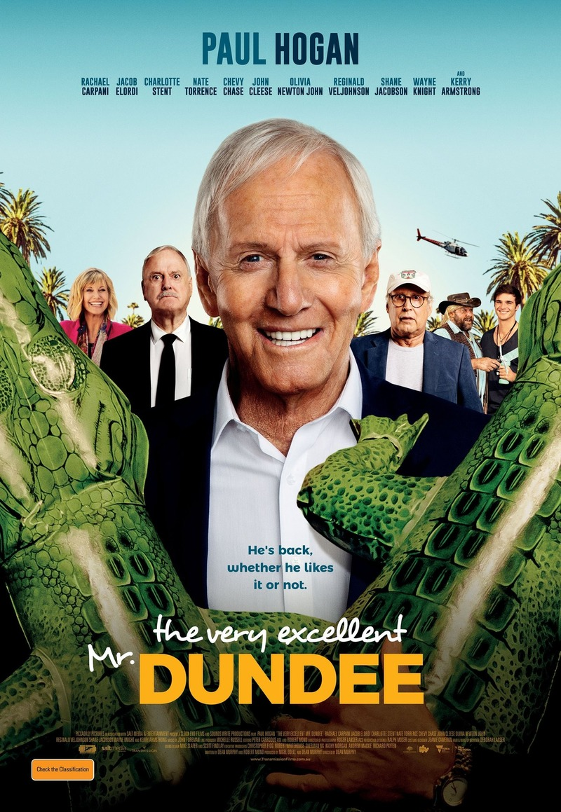 The Very Excellent Mr Dundee Dvd Release Date