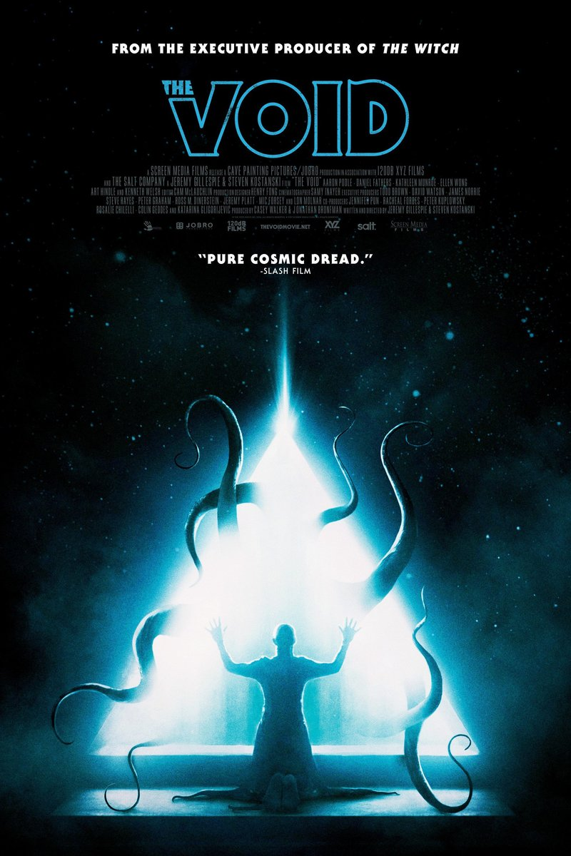 The Void DVD Release Date May 9, 2017