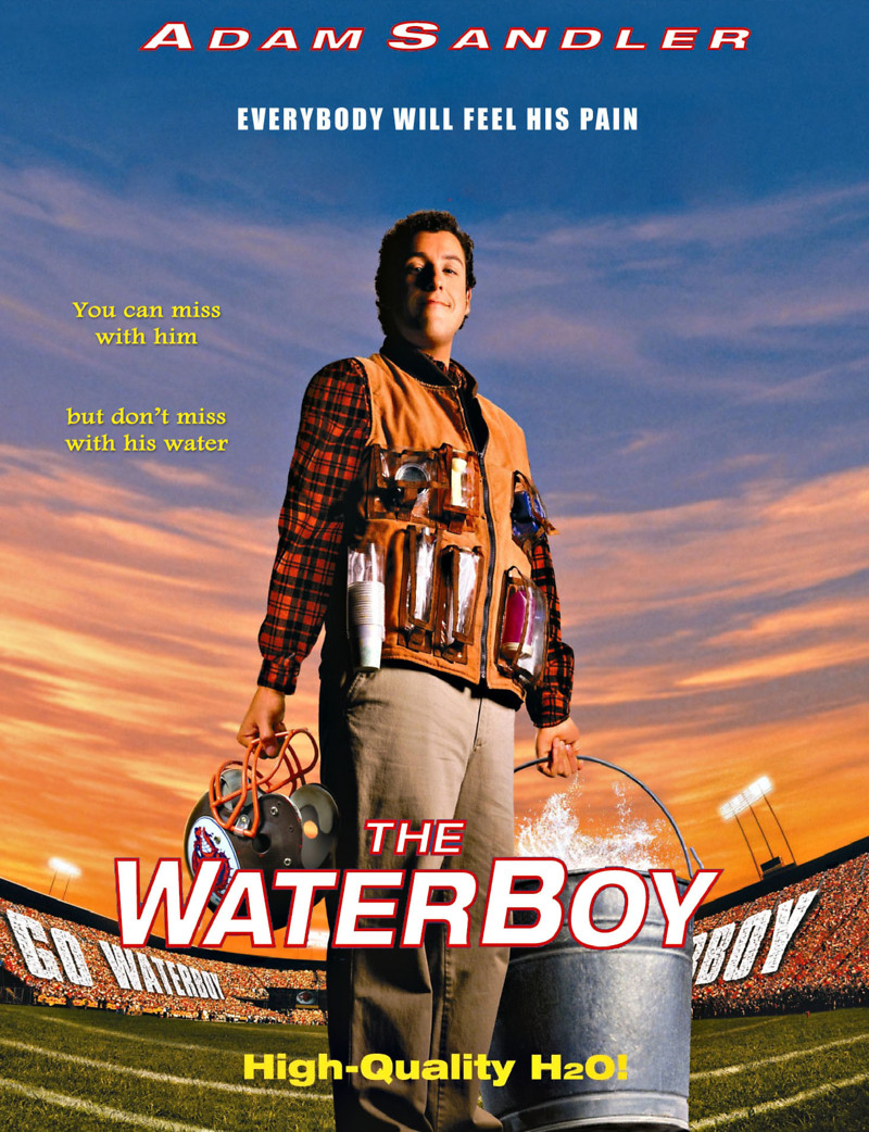 The Waterboy DVD Relea...
