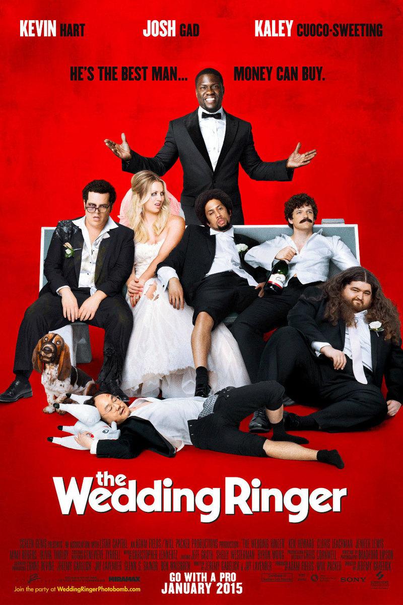 The Wedding Ringer DVD Release Date April 28, 2015