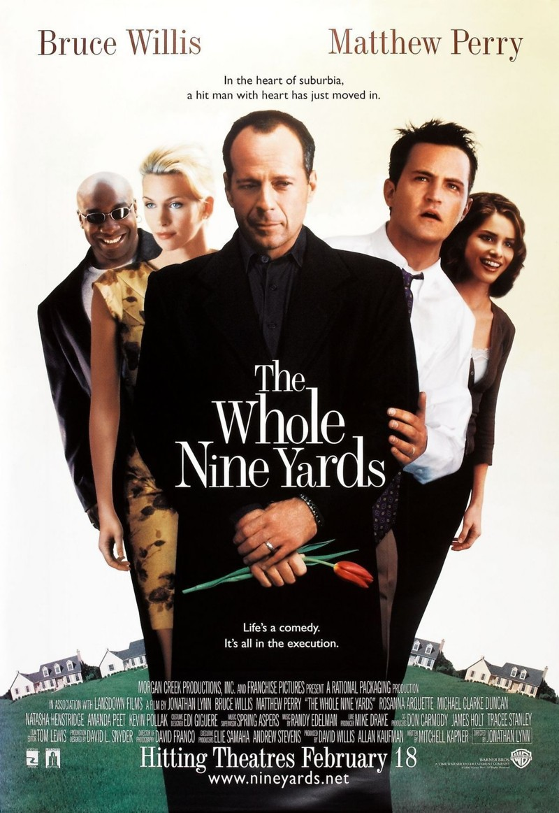 a review of the movie the whole nine yards Reviews 0 discussions 1 subject  no discussions for the whole nine yards login to be first go to discussions  with the child under 17 through the entire .