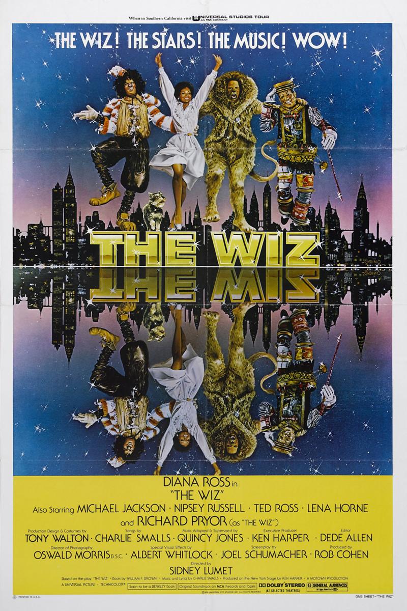 the wiz dvd release date