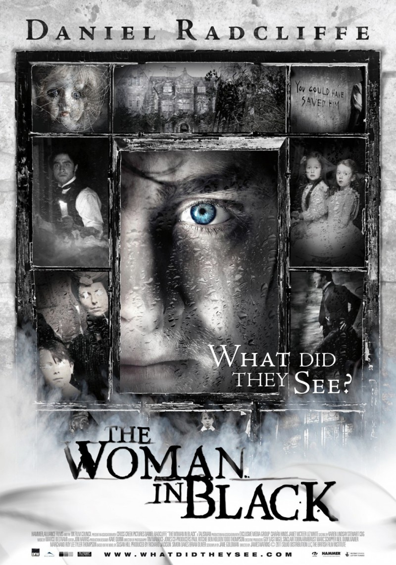 the woman in black dvd release date may 22, 2012