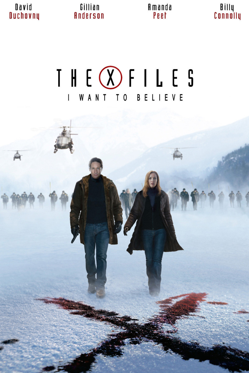 The X Files: I Want to Believe DVD Release Date December 2 ...