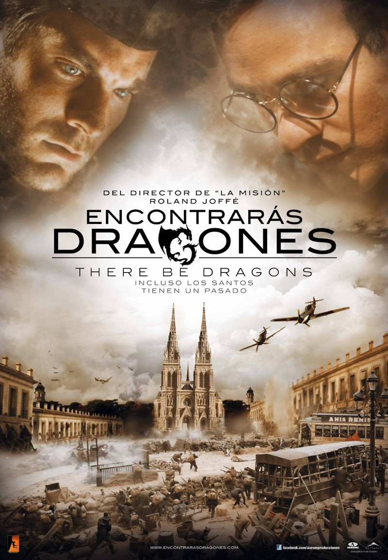 There be dragons dvd release date january 10 2012
