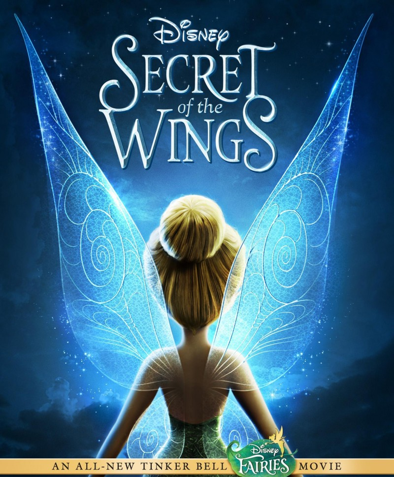 Tinkerbell dvd secret of the wings