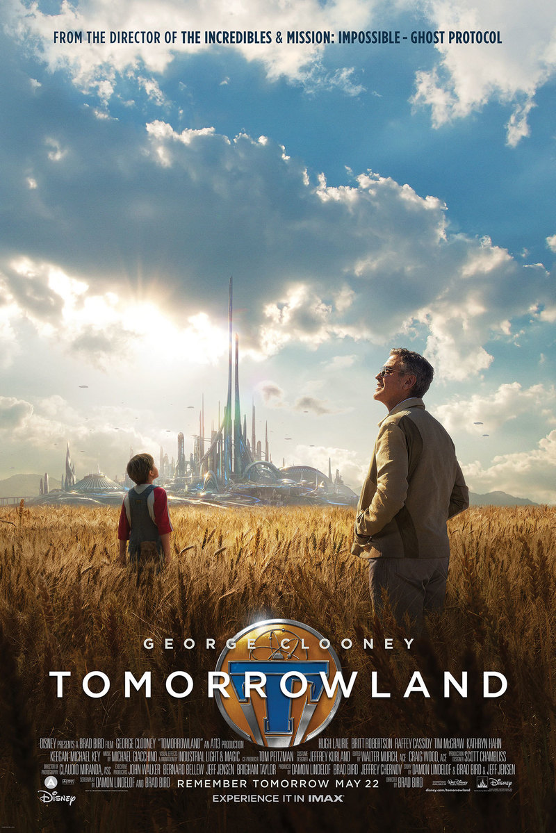 Tomorrowland Dvd Release Date October 13 2015