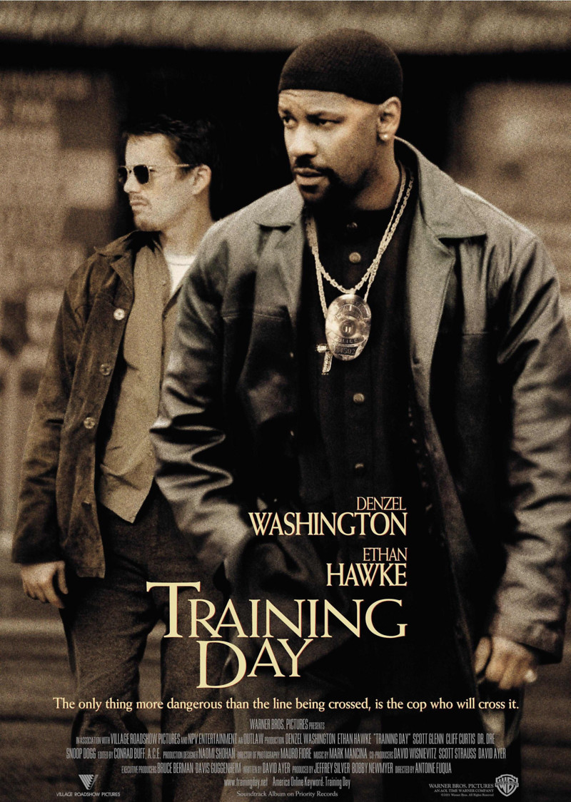 Training Day DVD Release Date