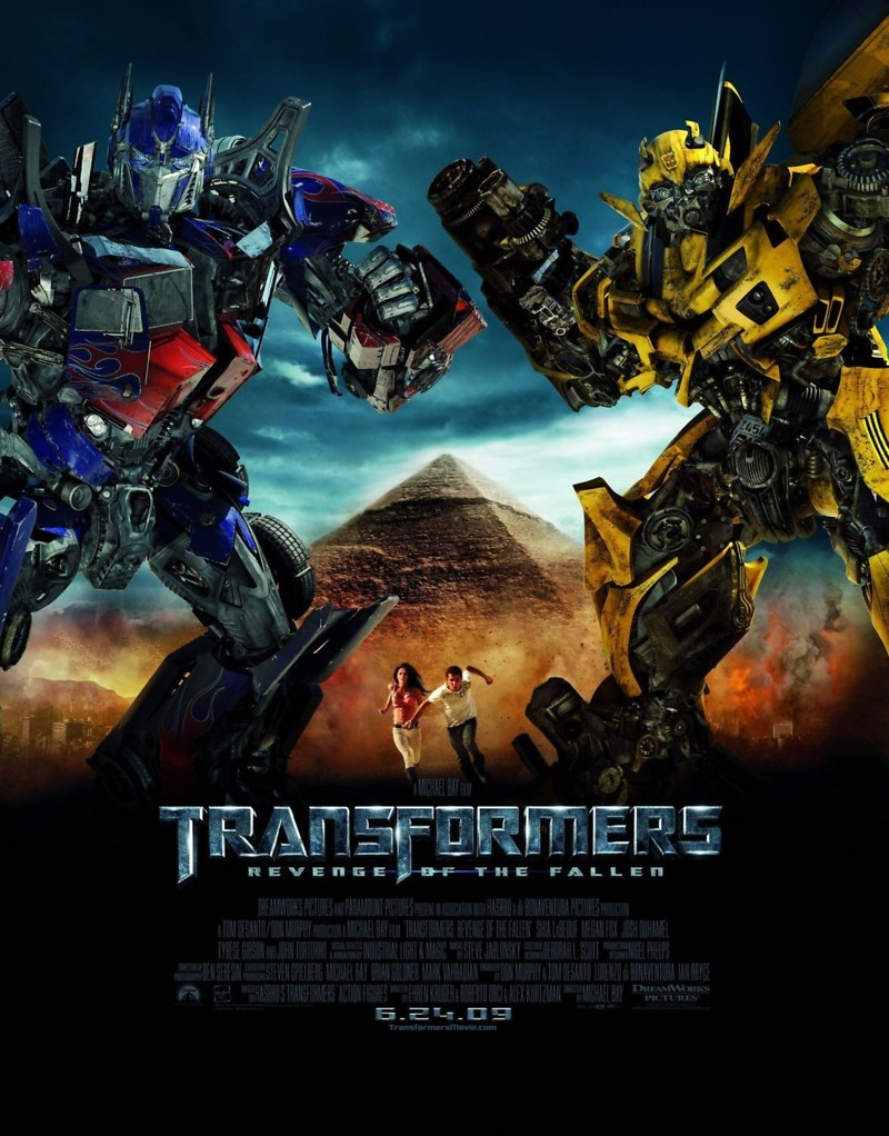 Transformers: Revenge of the Fallen DVD Release Date ...