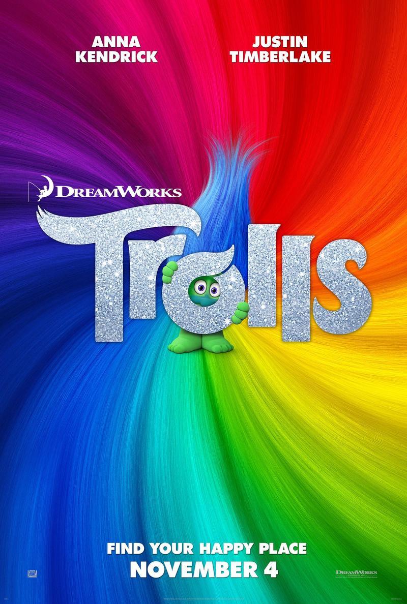Trolls DVD Release Date February 7 2017