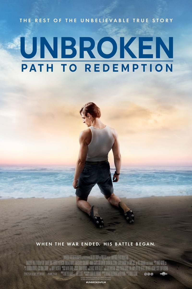 Image result for unbroken path to redemption movie poster