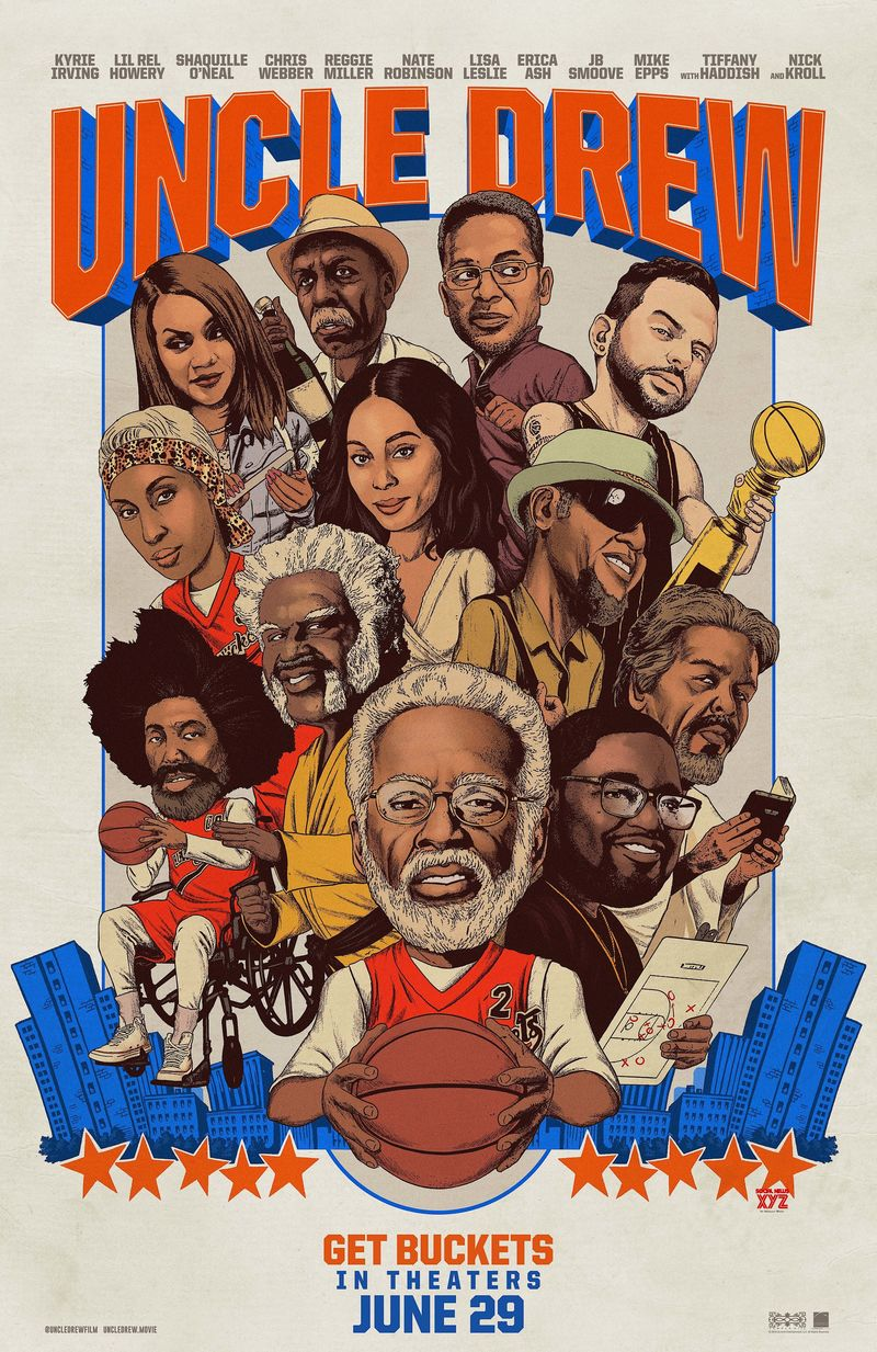75aead383e1 Uncle Drew (2018). Uncle Drew DVD and Blu-ray release date was set for September  25 ...