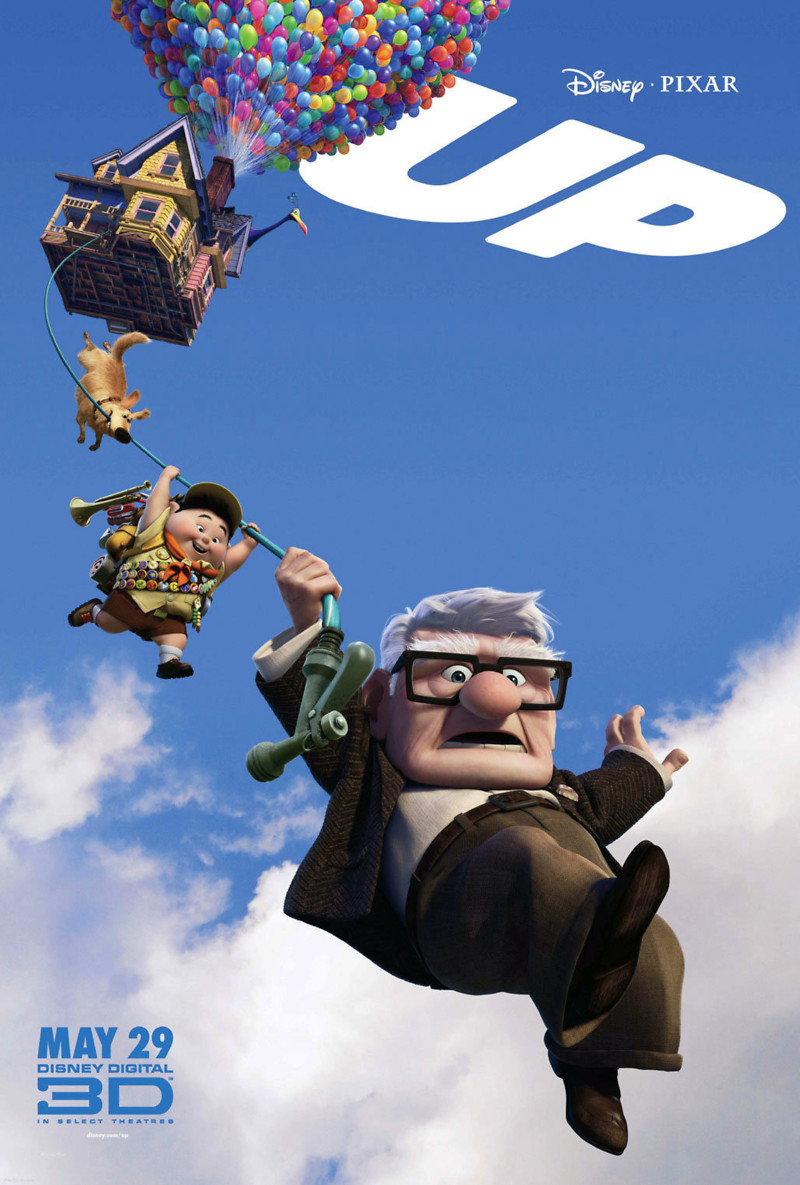 Up Movie Poster Up DVD Release Date No...