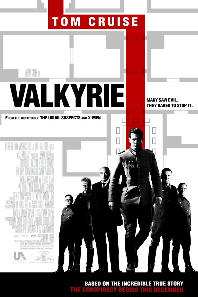 valkyrie dvd release date may 19 2009