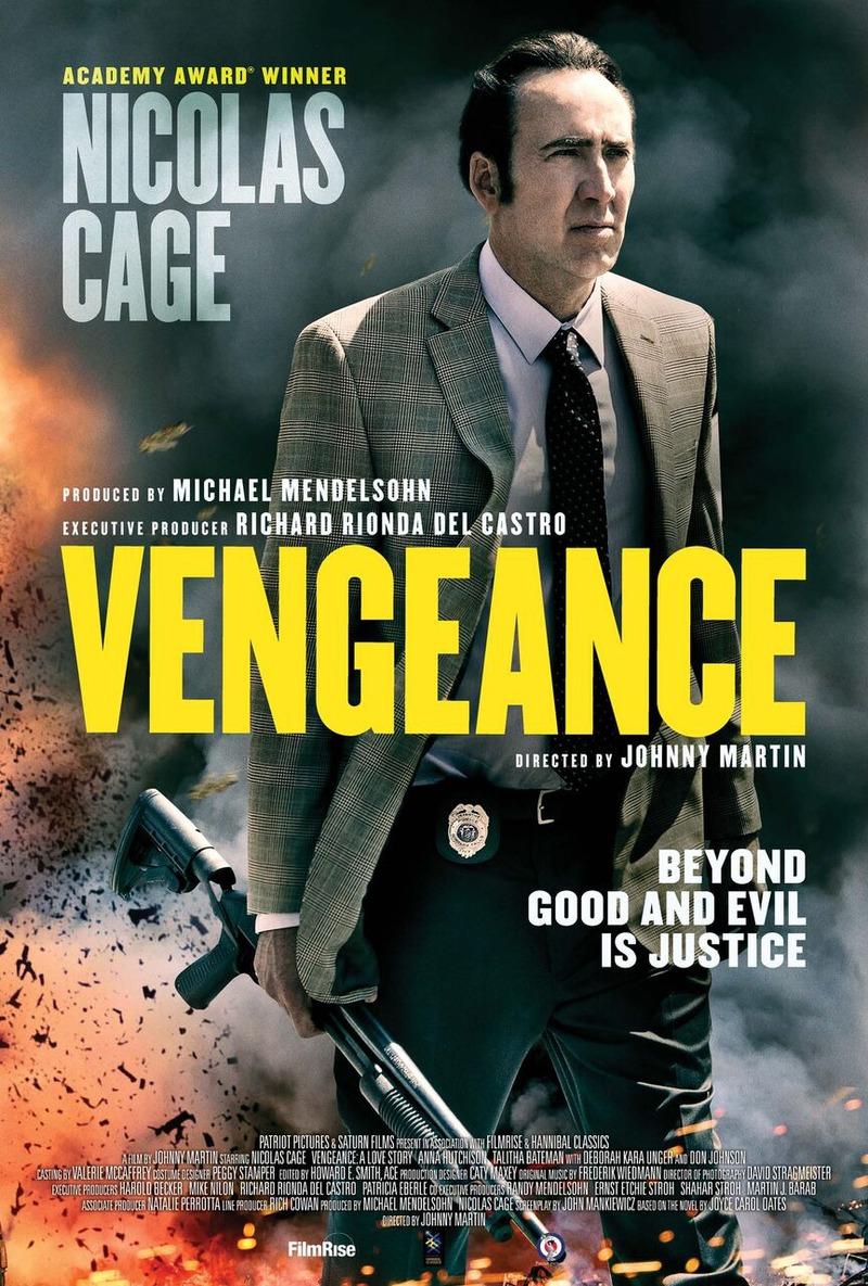 Vengeance: A Love Story DVD Release Date