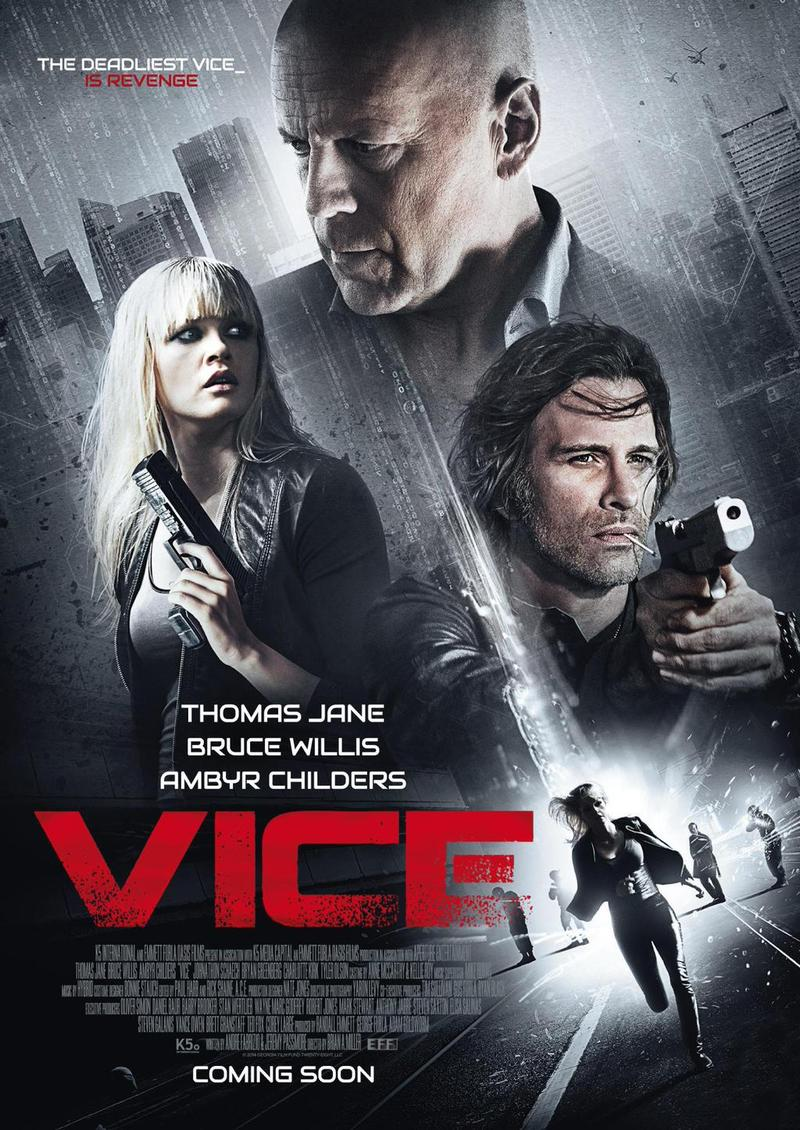 Vice DVD Release Date March 17, 2015