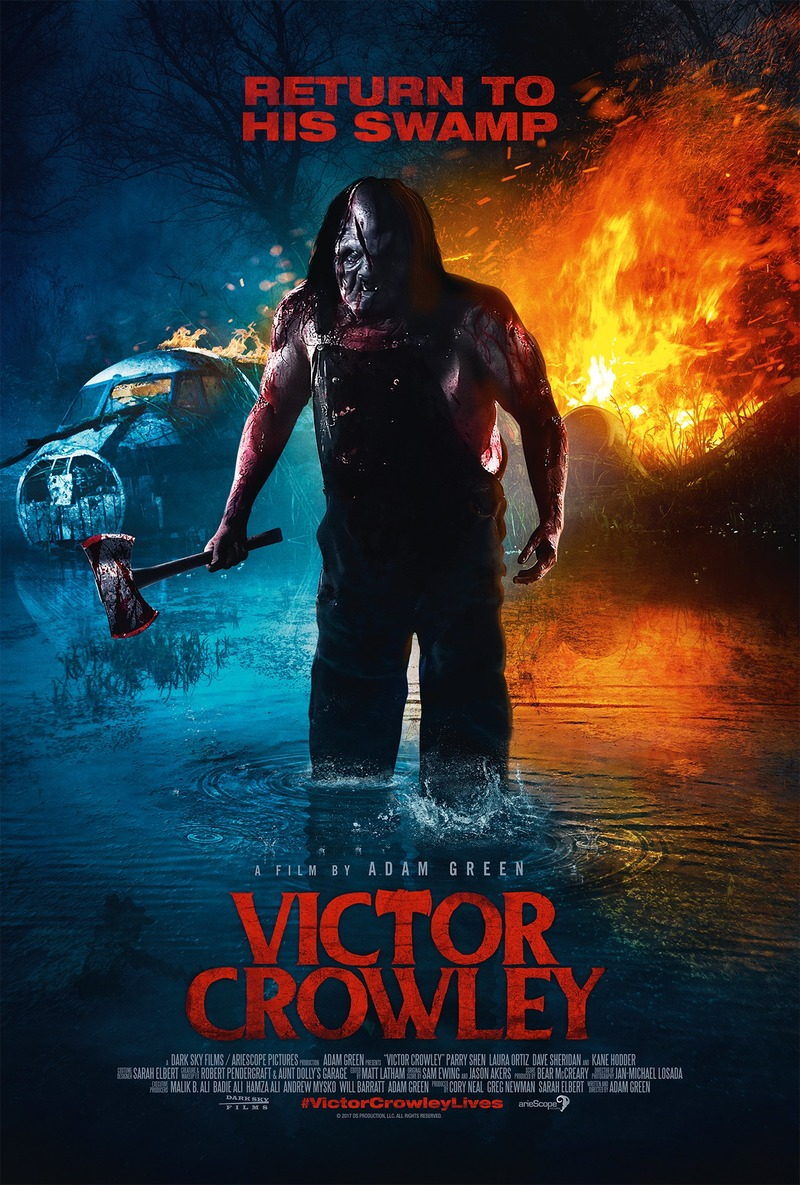 6 July 2018 Released Movie: Victor Crowley DVD Release Date February 6, 2018