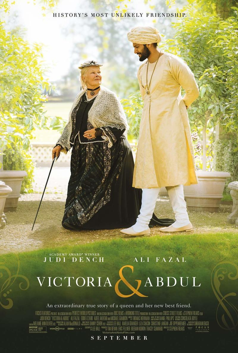 Image result for victoria and abdul dvd