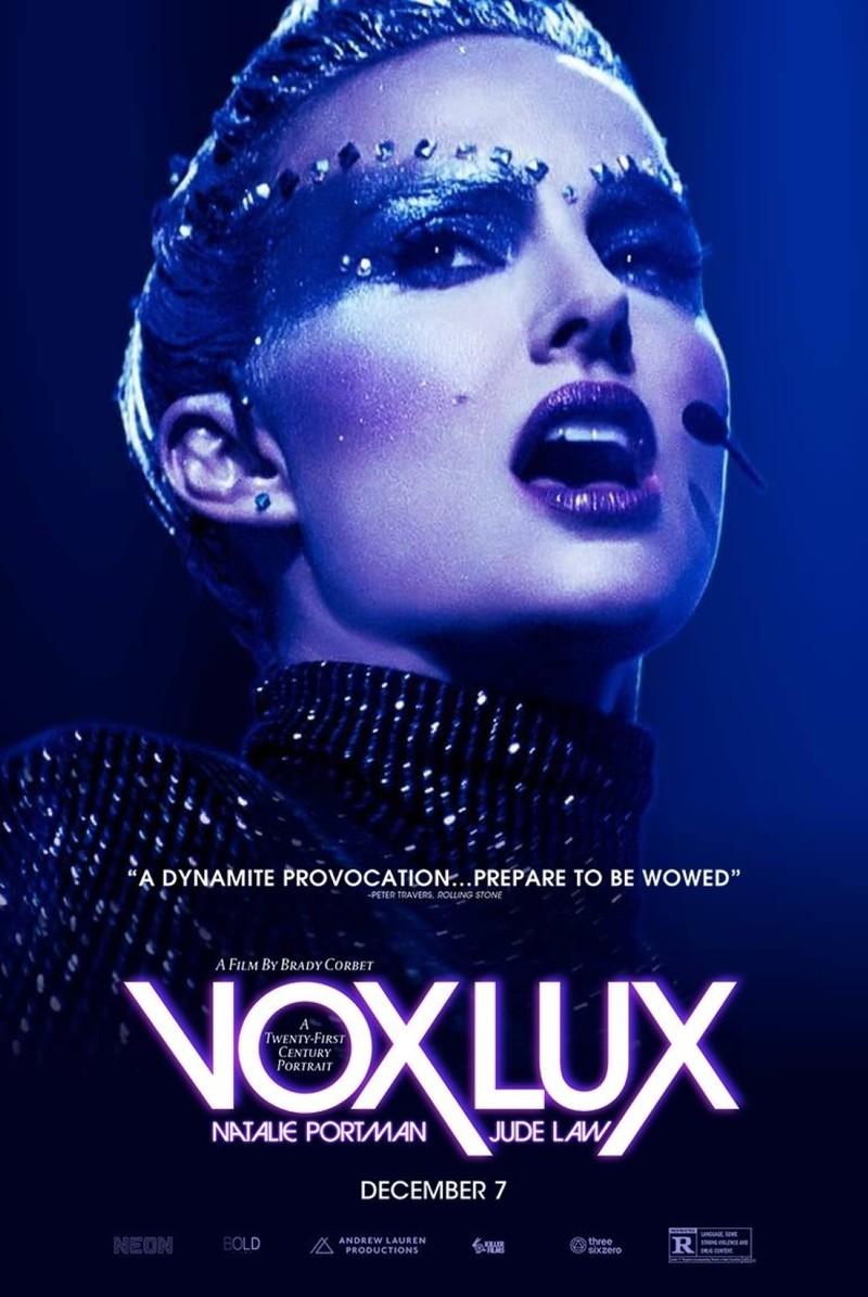 Image result for vox lux poster