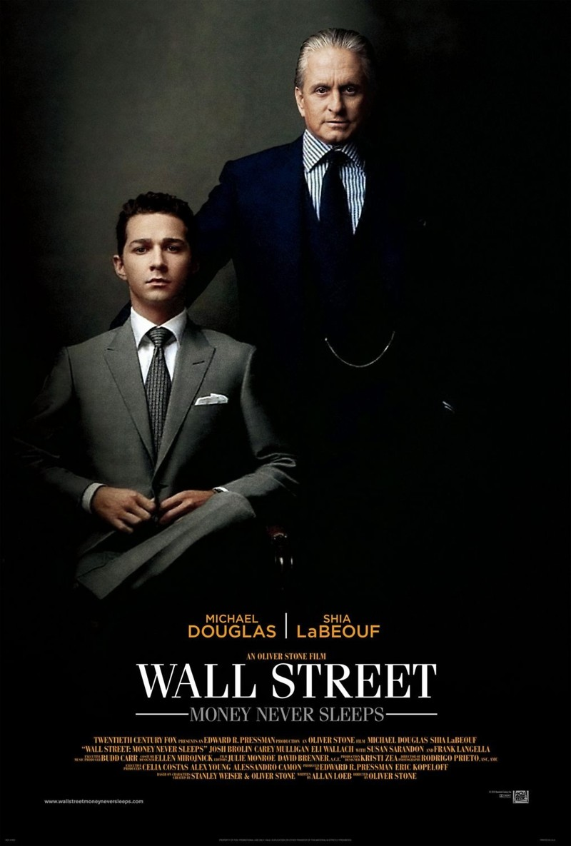More - Wall Street - Money Never Sleeps