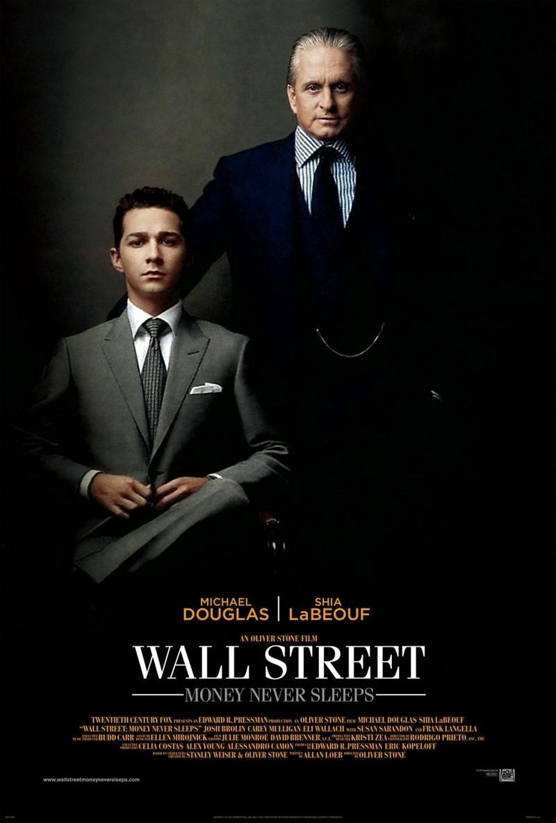 Wall Street: Money Nev... Shia Labeouf Imdb
