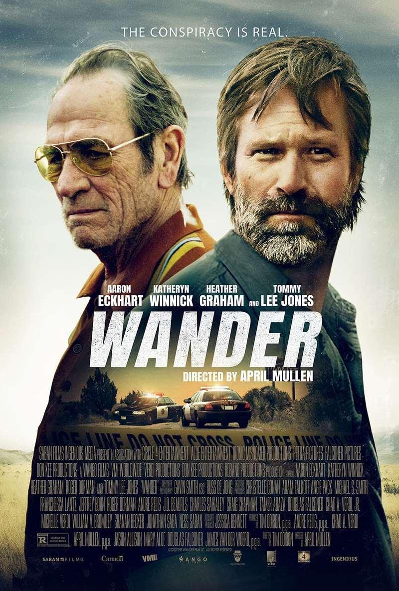 Wander DVD Release Date January 19, 2021