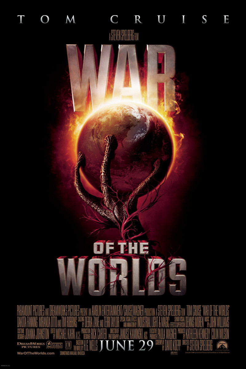 an overview of the war of the worlds movie directed by steven spielberg War of the worlds - ray (tom cruise) lives in a new york city  director steven  spielberg pulls out all the stops in creating  synopsis.