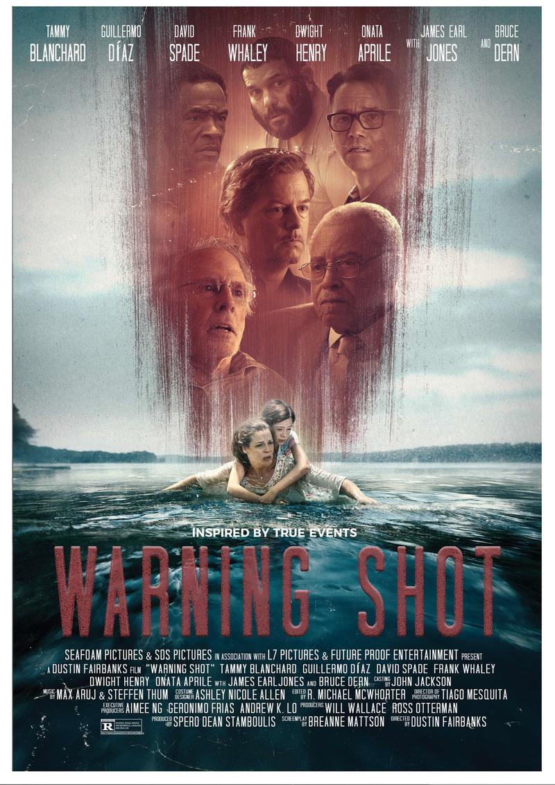 Warning Shot 2018 Dvd Hereditary Movie Poster 2018