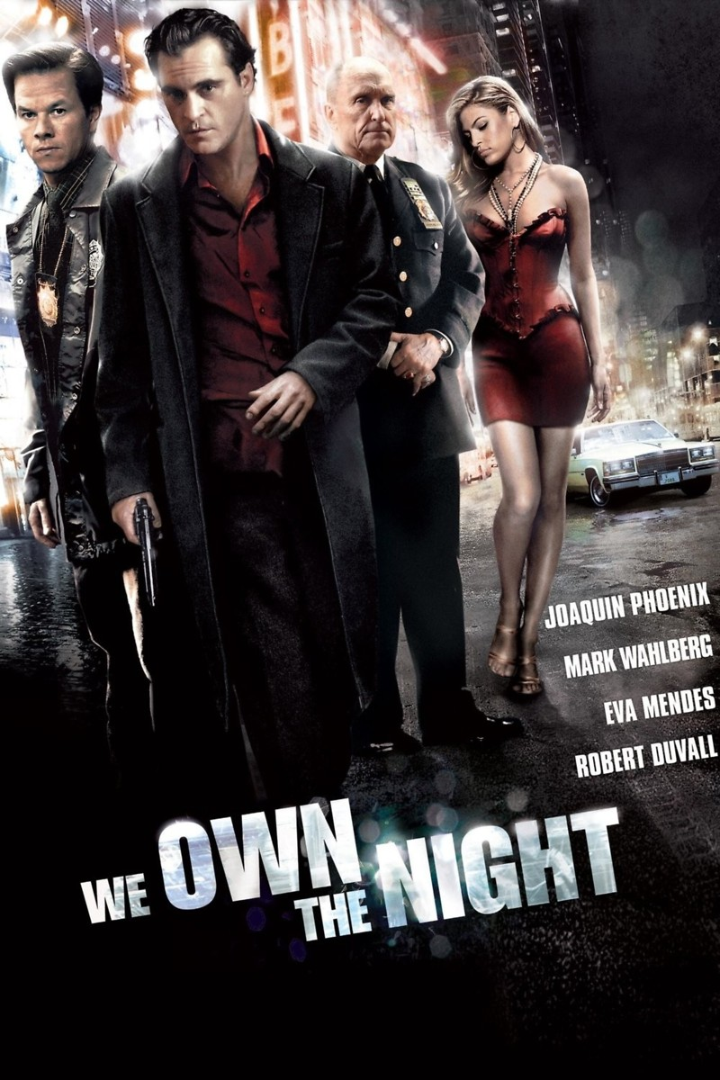 we own the night dvd release date february 12 2008