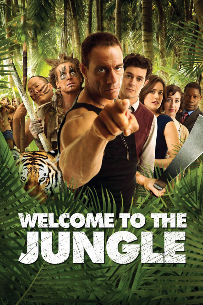 Welcome To The Jungle Film