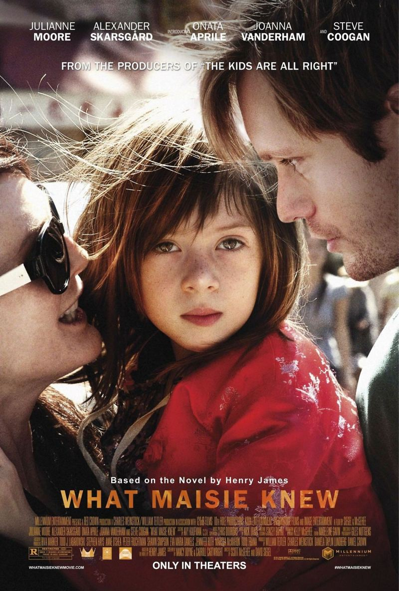 What Maisie Knew DVD Release Date August 13, 2013