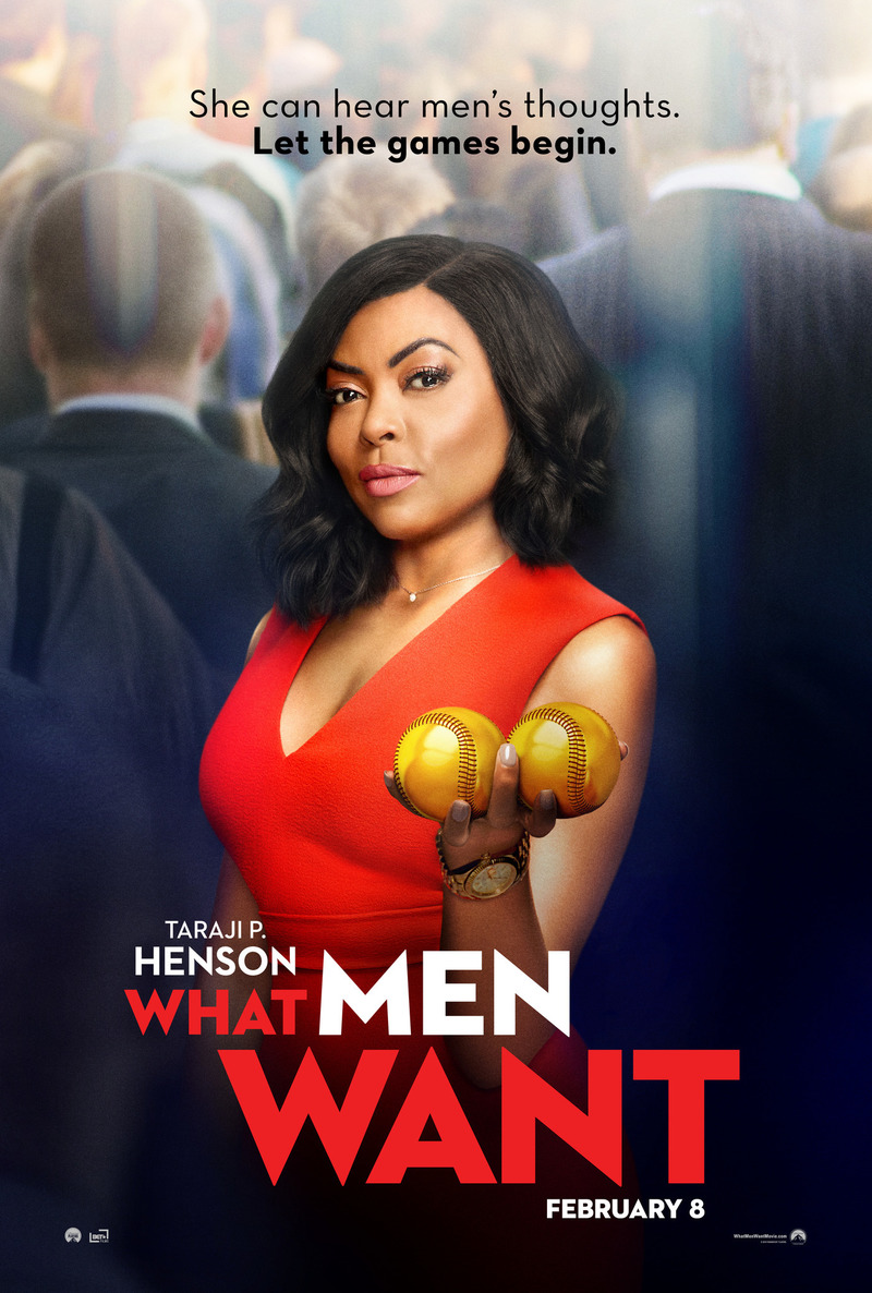 What Men Want DVD Release Date May 7, 2019
