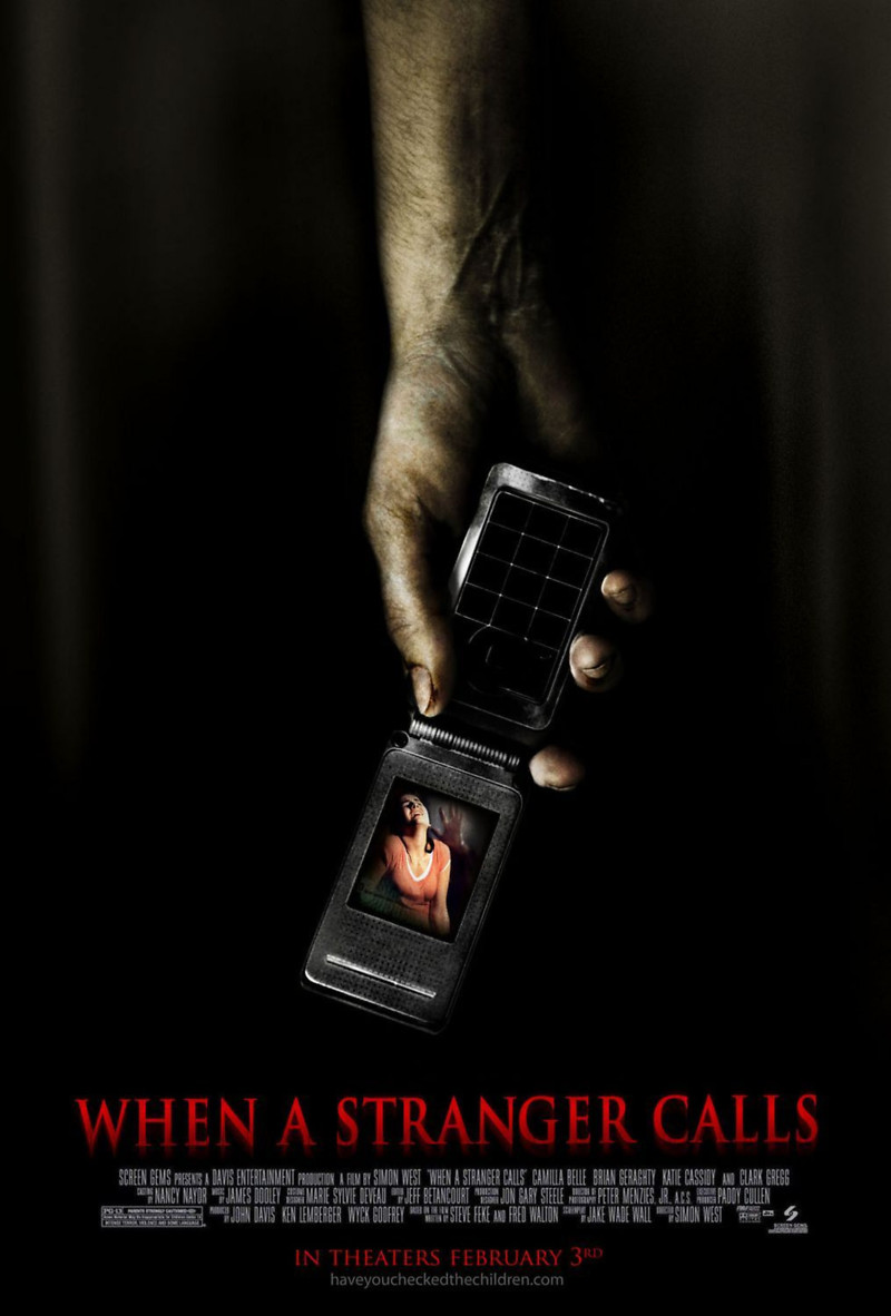 When A Stranger Calls Dvd Release Date May 16 2006
