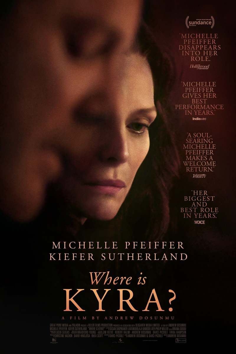6 July 2018 Released Movie: Where Is Kyra? DVD Release Date July 3, 2018