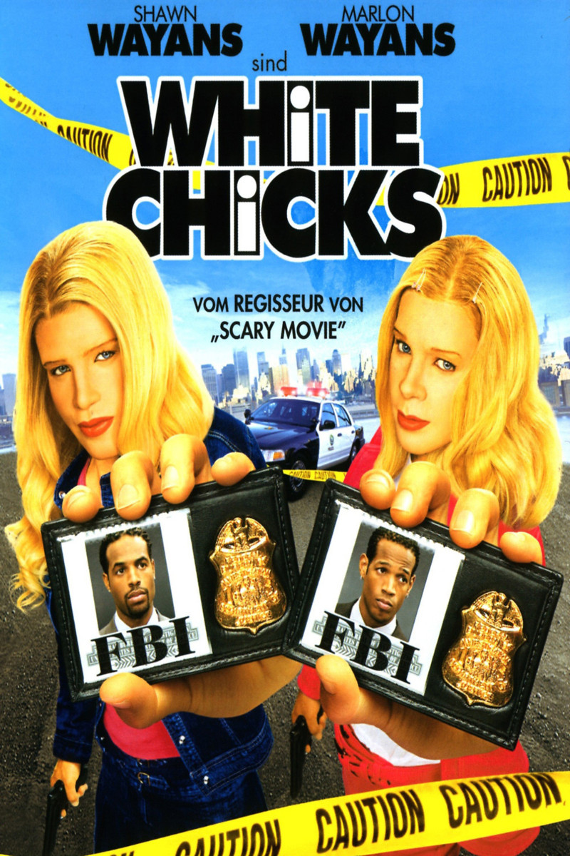 White Chicks DVD Release Date October 26, 2004