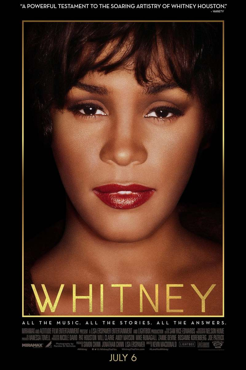 Image result for whitney dvd